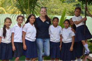 Sara Morrison Project Trust - A Year in Honduras 3 May @ 18.00
