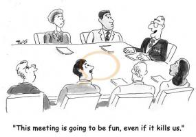 Business Meeting/Special General Meeting