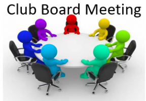 Club Board Meeting