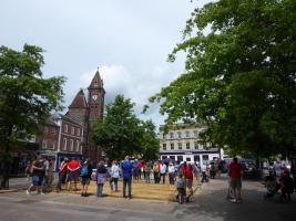 Boules in the Square 2019