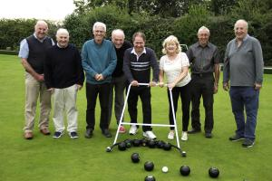 Lawn Bowls - 5th September 2017 - Fleckney