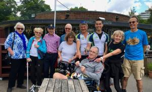 Wheels and Wheelchairs - May 2019
