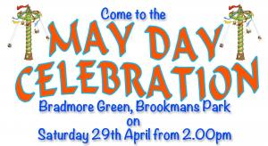 Brookmans Park May Day Celebration