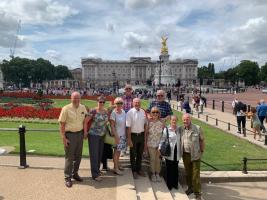 Visit to Buckingham Palace