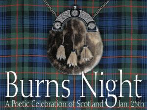 2014 Burns Supper Evening