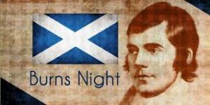 Burns Night and Meal
