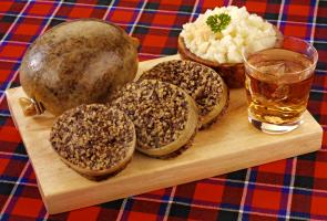 Burns Night (OMH) - Susan / S&S committee