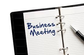 AGM - Business meeting