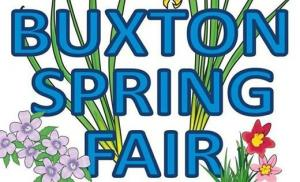 Buxton Spring Fair Friday May 8th CANCELLED
