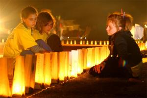 Candle of Hope - December 2009