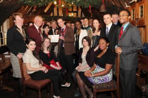 Canterbury Rotaract Club Charter