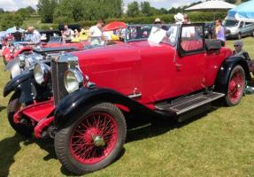 17th June 2018: Senlac Classic Car Show & Country Craft Fair.