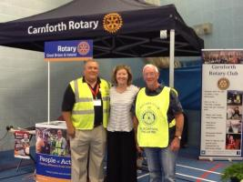 Carnforth Rotary Club Open Event