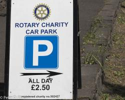 'Charity' Car Park - BD23 1AP