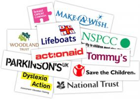 Charities/Good Causes Supported