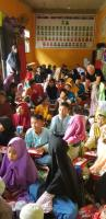 75 Orphans treated to Christmas Dinner