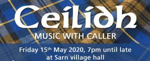 Ceilidh at Sarn Village Hall