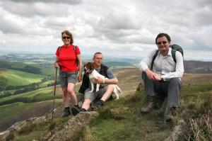 Walking Group Hit New Heights