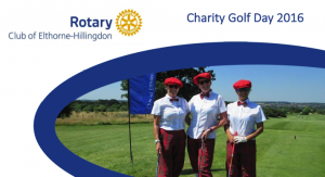 Charity Golf Day 2016