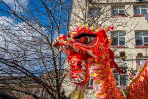 Chinese New Year Celebrations  Sunday 10th February