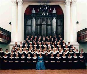 Glasgow Phoenix Choir comes to Peebles