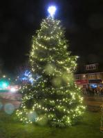 Little Common Christmas Lights and Carol Service