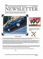 Club Newsletter Oct 2012