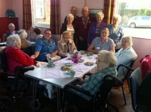 Senior Citizens Coffee Morning