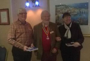 Ryde Rotary Clubs two new members