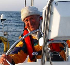Speaker meeting Rtn Colin Davies - What it takes to Sail the