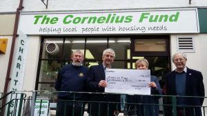 January 2017 Community Grant - Cornelius Fund