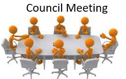 Club Council Meeting