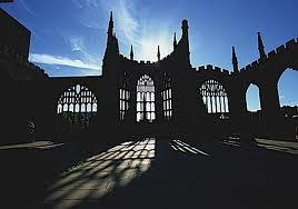 Coventry Cathedral by Canon Adrian Daffern