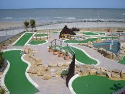Crazy Golf  - New Brighton