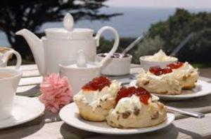 Cream Tea at the Georgian - September 2017