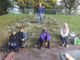 The Rotary Club of Reading Abbey Crocus Planting