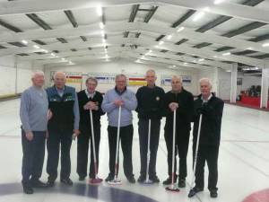Glasgow v Edinburgh Curling -:Harry Jack Trophy