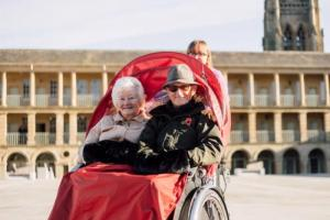 Club meeting - Cycling Without Age