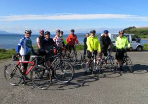 Club Weekend Cycle Event
