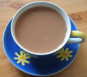 Strong Brew For Rotarians' Tea In The Park