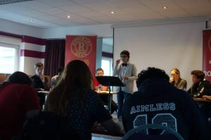 Schools Debating Competition