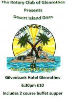 Desert Island Discs David Nott