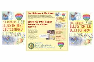 Dictionaries & Endeavour Awards for School Children