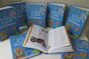 Dictionaries for Maple Cross JMI School July 2016