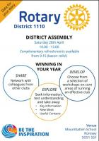 District Assembly Meeting