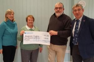 October 2016 Community Grant - Dodbrooke Parish Hall