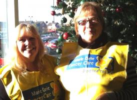 Collecting for Marie Curie
