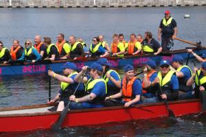 Line up for the fourth annual Dragon Boat Challenge is announced