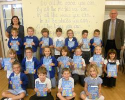 Dictionaries for Chew Magna Primary