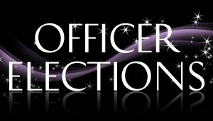 Special Business Meeting - Election of Officiers